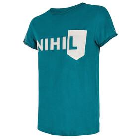 Nihil M's Pop-Up Tee Deep Lake